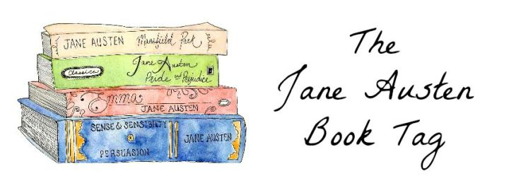 Jane Austen Book Tag